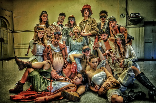 Urinetown premieres in South Africa at the Artscape Arena