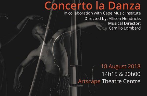 Dance For All, Concerto la Danza