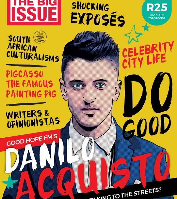 The Big Issue #268 available NOW!