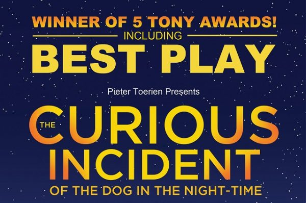 Theatre on the Bay, Curious Incident