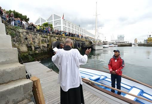 Blessing of the Fishing Fleet, V&A Waterfront
