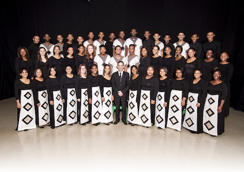 Norval Foundatio, South African Youth Choir