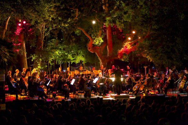 Cape Town Philharmonic Maynardville Open Air Theatre 2018. Photo: Bronwyn Lloyd