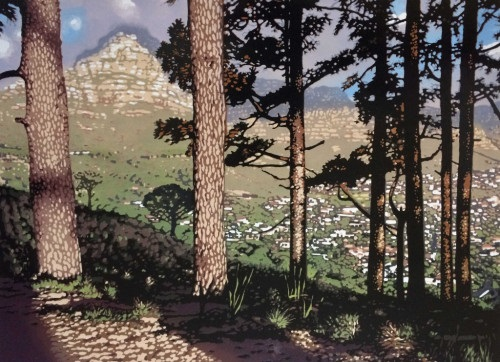 Joshua Miles, South African Print Gallery