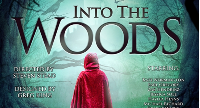 Stephen Sondheim's Into the Woods at Theatre on the Bay