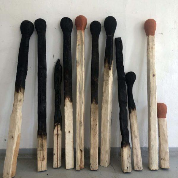 Asemahle Ntlonti , A4 Arts Foundation, Investec Cape Town Art Fair
