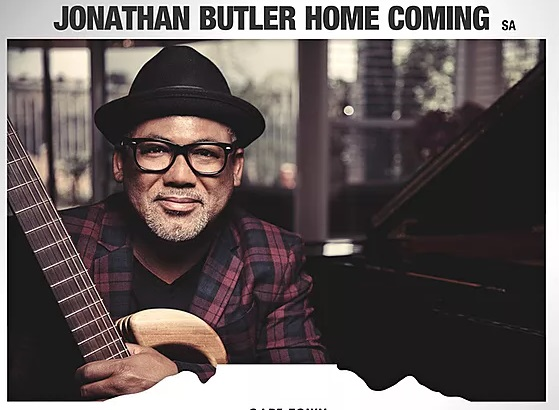 Cape Town International Jazz Festival, Jonathan Butler