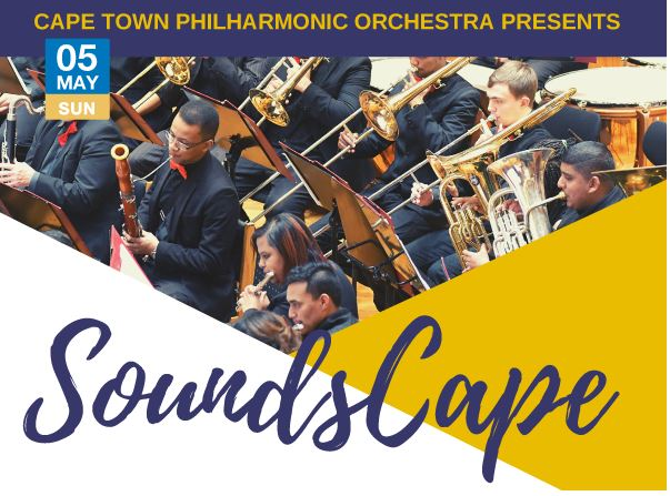 Soundscape with Cape Town Philharmonic Youth Wind Ensemble