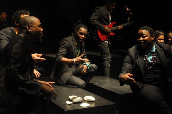 Flemish Dance, Baxter Theatre