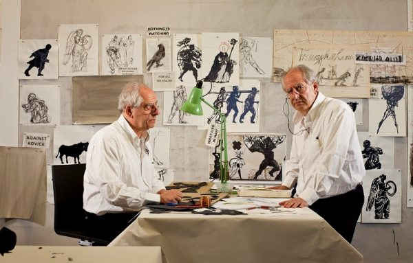 William Kentridge, Zeitz MOCAA, Norval Foundation