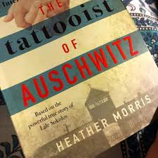 Heather Morris, Tattooist of Auschwitz