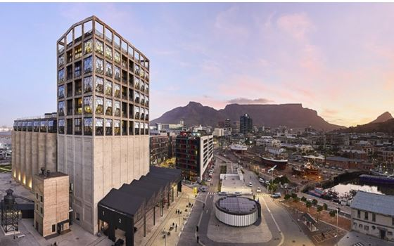 STAY HOME and STAY CONNECTED with Zeitz MOCAA