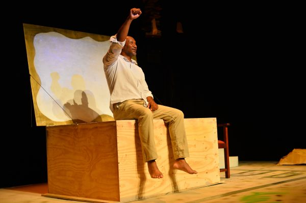 Zane Meas, The Story of Riverlea, Baxter Theatre