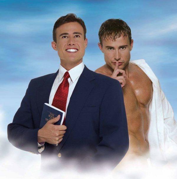 Confessions of a Mormon Boy, Alexander Bar, Steven Fales