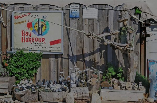 Bay Harbour Market. Whoomph, Hout Bay