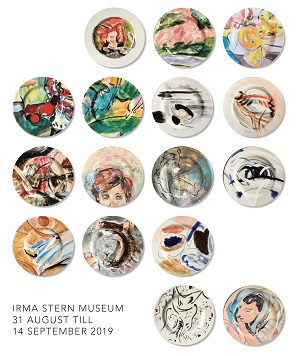 Conversation with Irma, Taryn Millar, UCT Irma Stern Museum