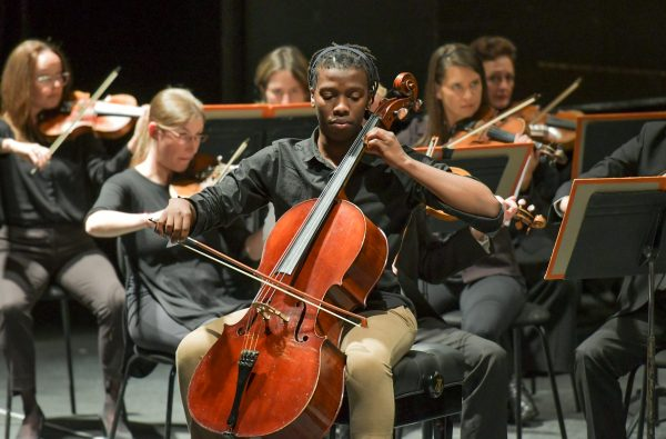 Western Cape Youth Classical Festival, Artscape