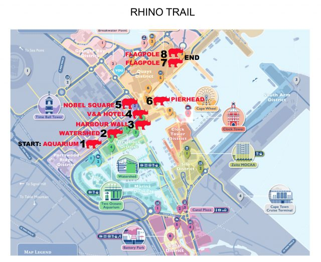 Rhino Trail Hike,  World Rhino Day