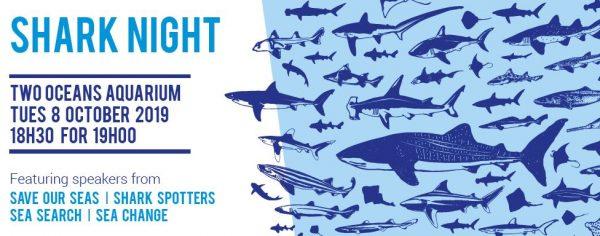 Shark Night, Two Oceans Aquarium
