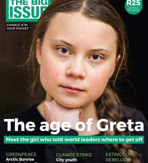 The Big Issue #280 available NOW!