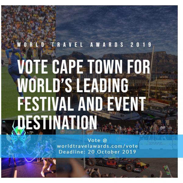 Cape Town, World's Leading Festival and Event Destination