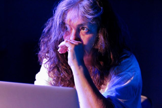 The Deep Red Sea by Megan Furniss at Alexander Upstairs Theatre