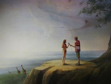 Peter van Straaten, Cape Gallery