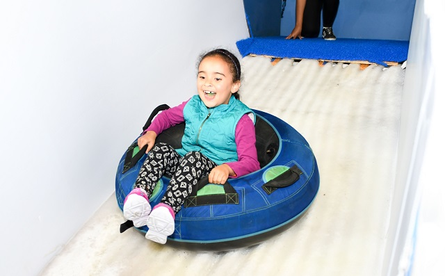 Frozen Fun Slide Park opens 29 November at Canal Walk
