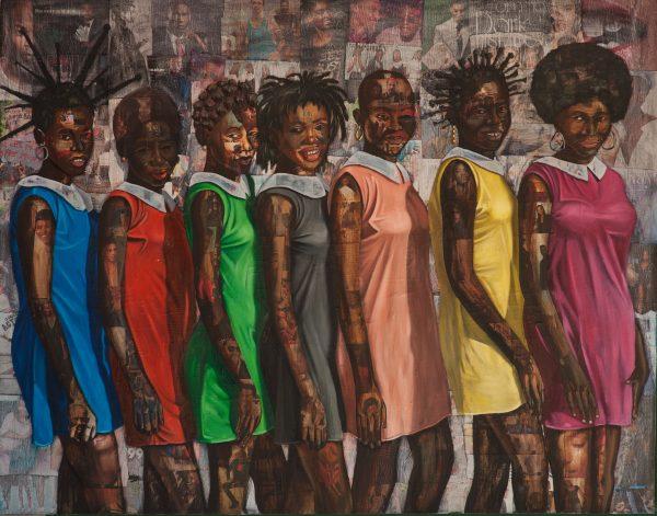 Luzamba Zemba, Ebony/Curated Gallery