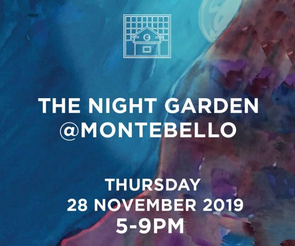 Night Garden, Montebello Design Centre