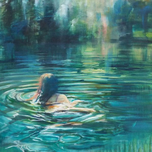 Karen Wykerd, Studio Art Gallery