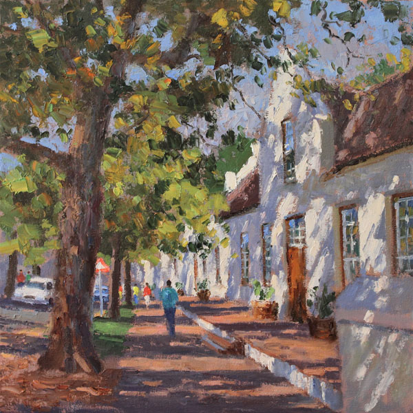 Roelof Rossouw – The Cape Of All Seasons at The Cape Gallery