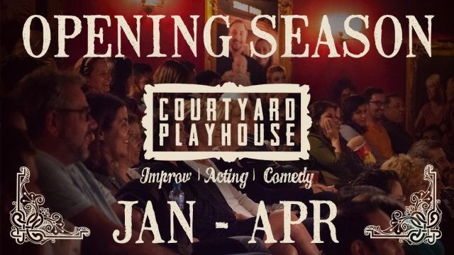 Courtyard Playhouse – 2020 change at Alexander Upstairs Theatre