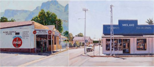 John Kramer exhibition at The Cape Gallery