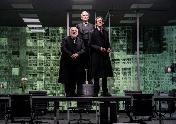 Fugard Bioscope, Lehman Trilogy