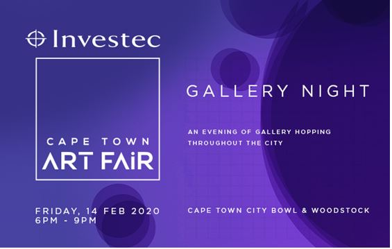 Gallery Night, Investec Cape Town Art Fair