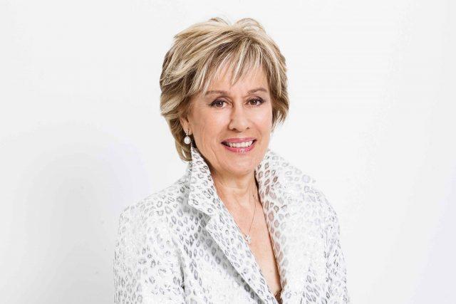 Dame Kiri Te Kanawa in Cape Town