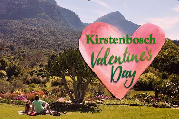 Valentine's Day, Kirstenbosch