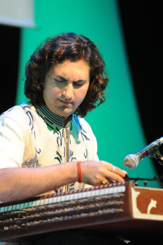 Symphony of Santoor, Rahul Sharma