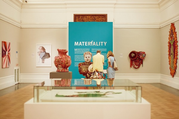 Materiality, Iziko South African National Gallery