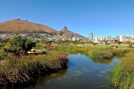 Green Point Park and Company's Garden CLOSED