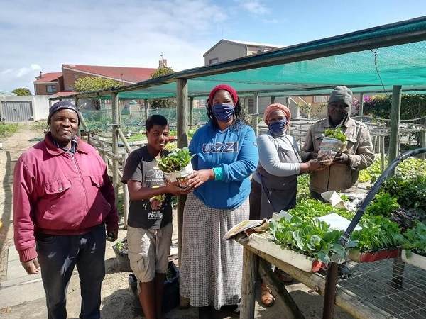 Abalimi – Contacts to Support Township Farmers