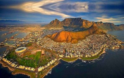 Cape Town on world's 50 best cities list for remote working
