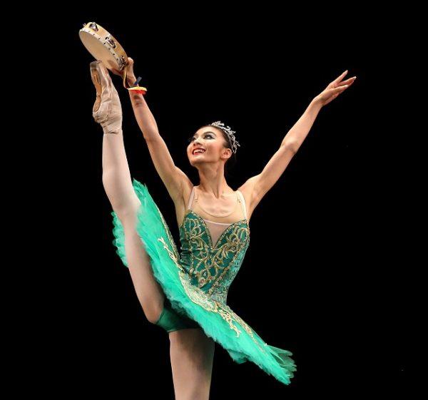 SAIBC Online Ballet Competition
