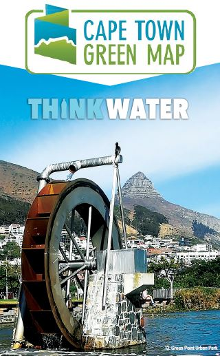 Cape Town Green Map Think-Water