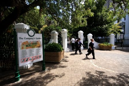 Cape Town's Early Colonial History – A Walk Back in Time