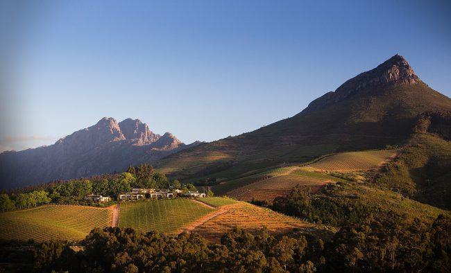 Delaire Graff Estate in 50 World's Best Vineyards