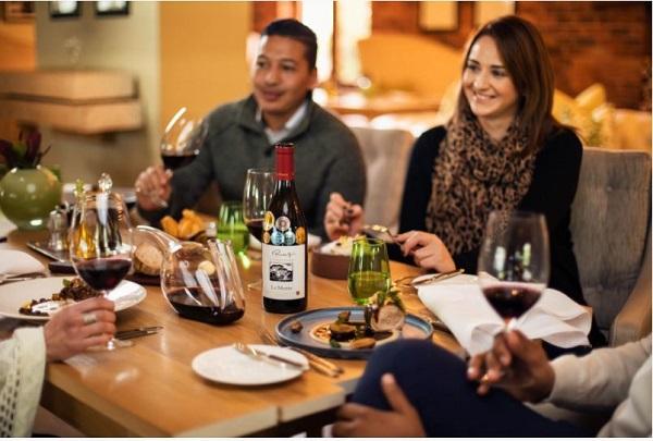 La Motte, wine tasting