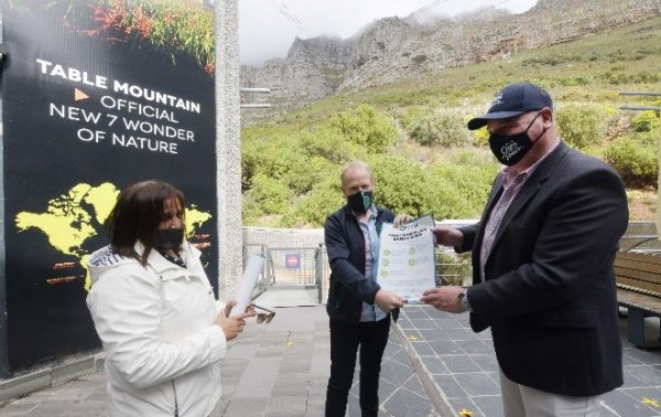 Africa's World Travel Awards 2020, Table Mountain