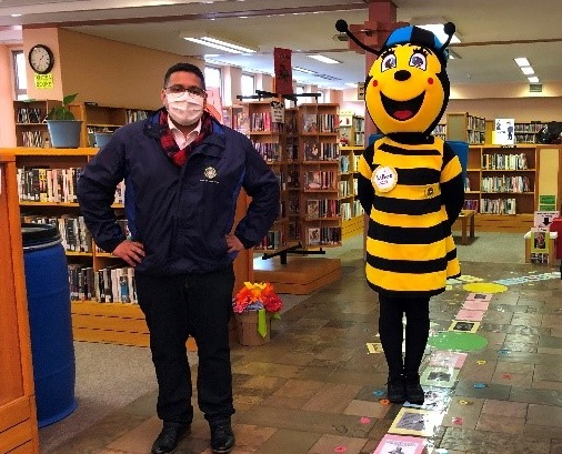 National Library Week, Li-Bee
